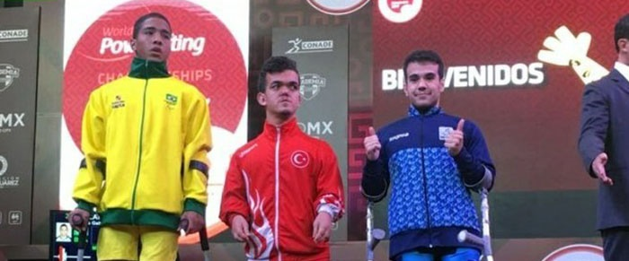 Mundial de powerlifting: Villamarín y González subcampeones junior