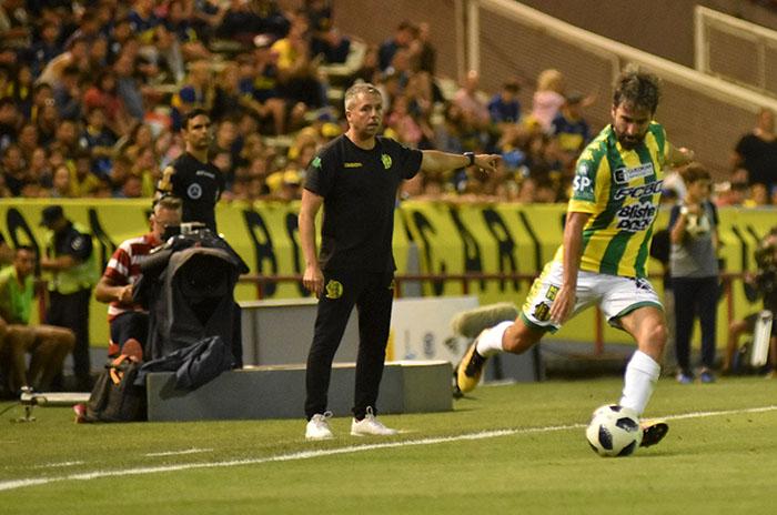 Aldosivi juega el primero del año en el Minella