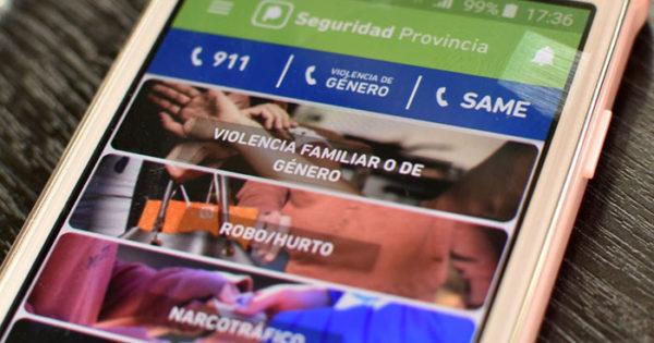Violencia de género: Vidal lanzó aplicación para hacer denuncias