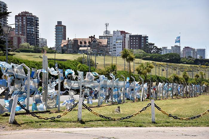 ARA San Juan: Arroyo busca nombrar una plazoleta en homenaje