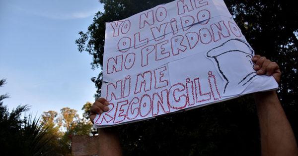 Repudio ante un nuevo represor con domiciliaria en Mar del Plata