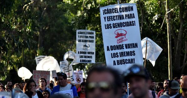 Enérgico repudio a la domiciliaria de Pazos en Mar del Plata