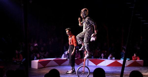 Circo La Audacia vuelve a la zona norte en las vacaciones de invierno