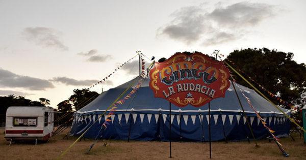 La Audacia, el circo del pueblo reinagura este fin de semana