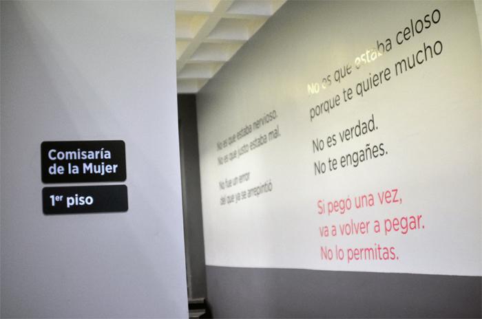 Una Comisaría de la Mujer en El Coyunco: avanza un pedido