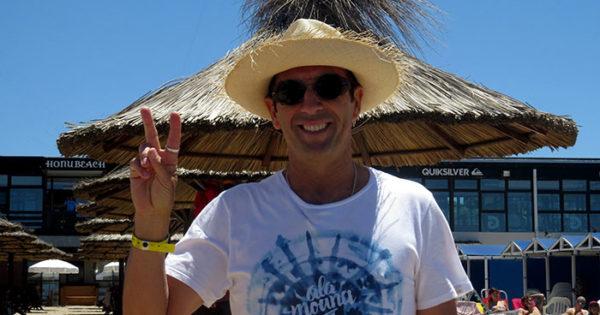 Fernando Aguerre: el presente y el futuro del surf de cara a Tokio 2020