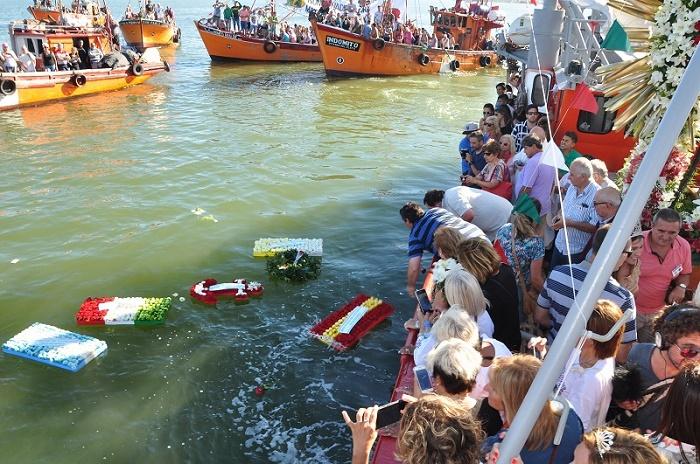 Fiesta de los Pescadores: cierre con emotivos homenajes