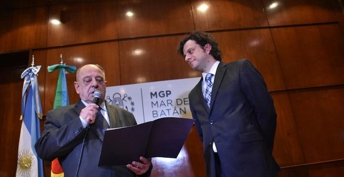 Arroyo puso funciones al nuevo titular de Desarrollo Productivo