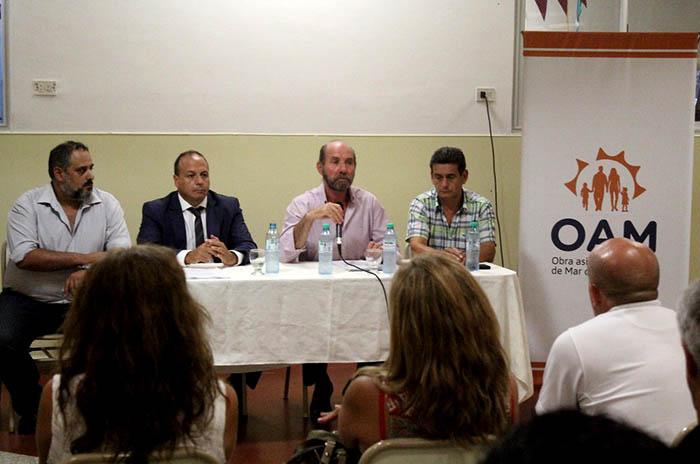 """Denuncia de la OAM: """"Arroyo y Mourelle no dan explicaciones"""""""