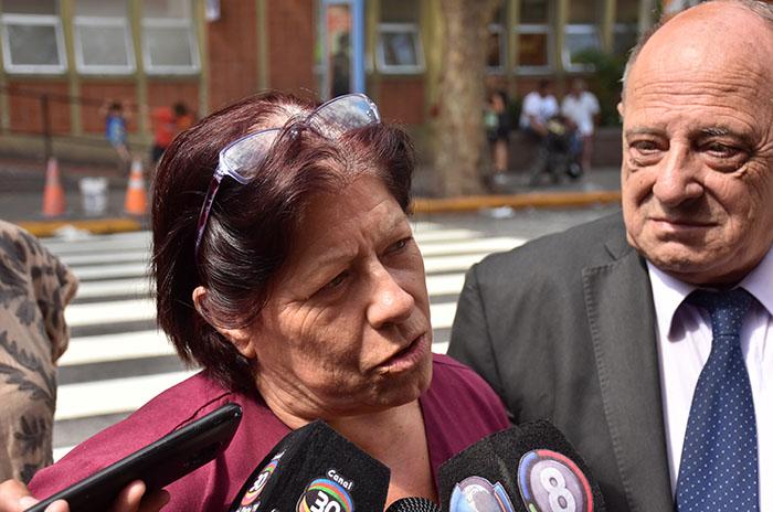 Trabajadores del Materno, contra la designación de Viviana Bernabei en Salud