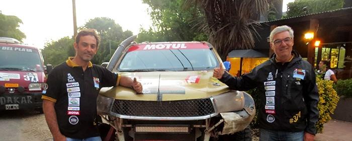 Omar Gándara y su sexto Dakar: deporte, pasión y adrenalina