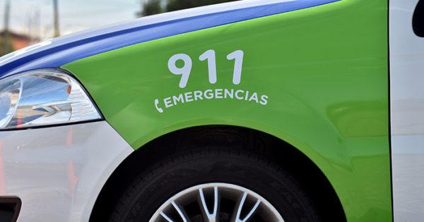 Alarmas, robos y peleas, lo más denunciado en 2017 al 911