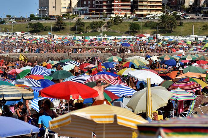 Verano 2018: hubo un 5% más de turistas que la temporada pasada