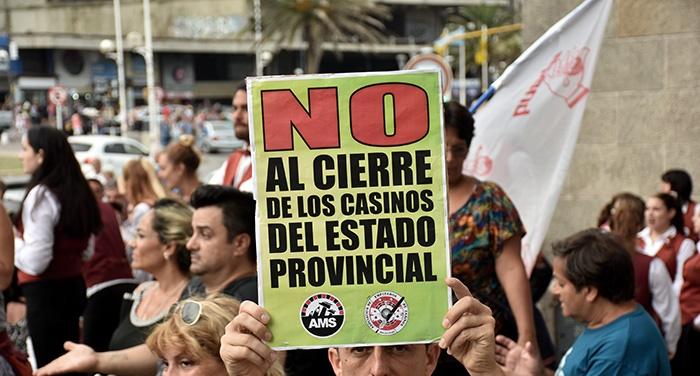 Reclamo por los casinos: vuelven a pedir una reunión con Vidal