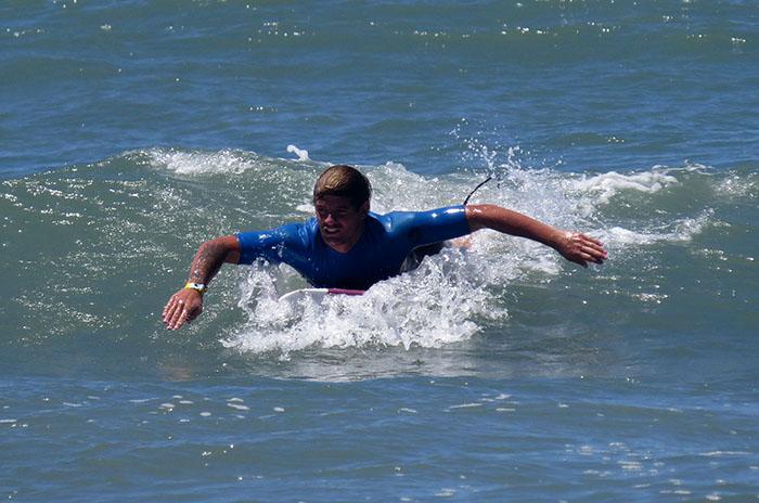 Surf: luz verde para los marplatenses en Australia