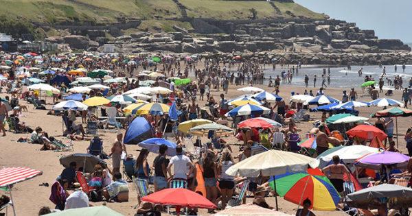 Unos 245 mil turistas iniciaron el año en Mar del Plata