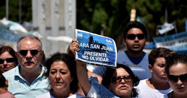 ARA San Juan: familiares exigen la renuncia del ministro Oscar Aguad