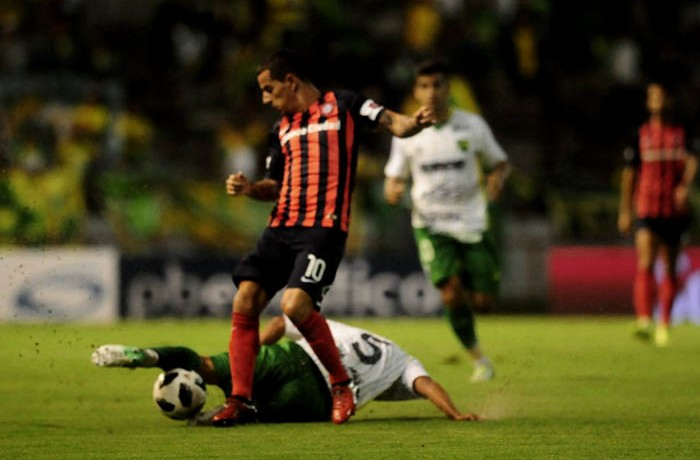 San Lorenzo – Defensa 03