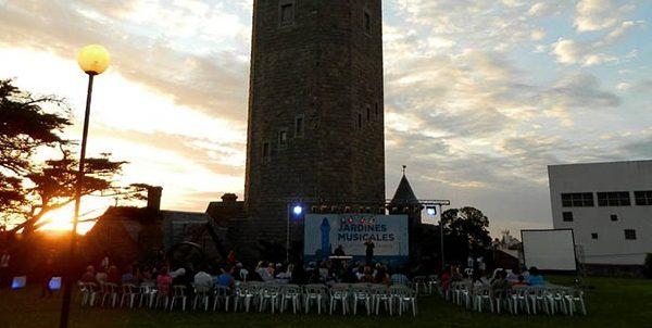 Comienzan los conciertos gratuitos en la Torre Tanque