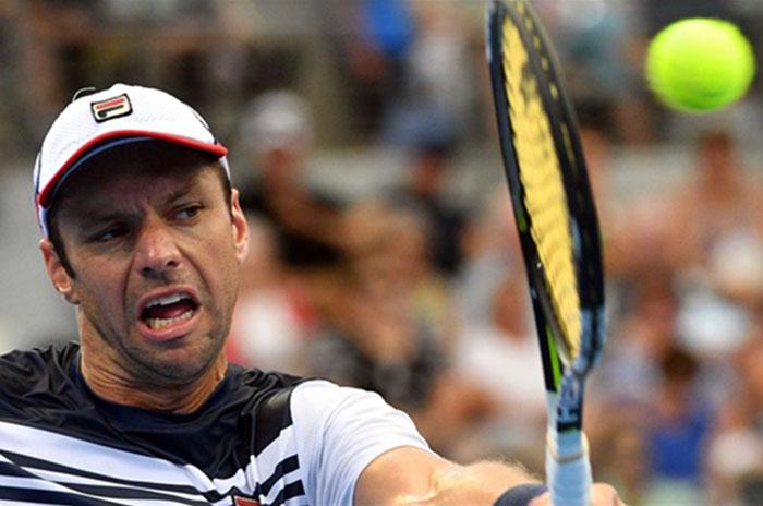 Zeballos cayó con Dolgopolov en su primer torneo del año