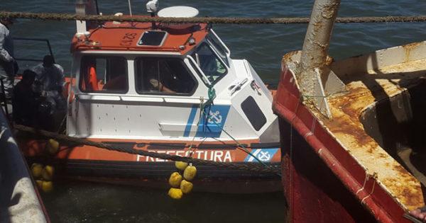 Hallan un cuerpo flotando en el puerto de Mar del Plata