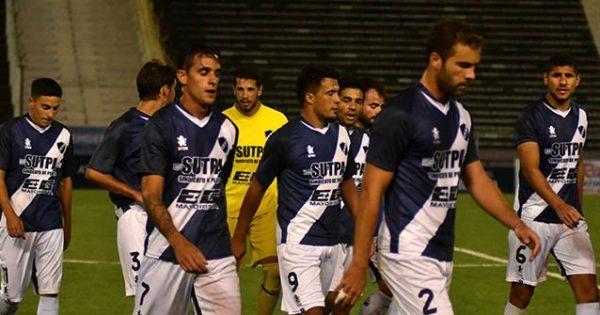 Alvarado sufrió una dura derrota ante Gimnasia de Mendoza