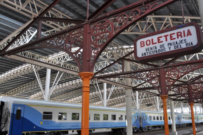 Trenes: nuevo portal de venta de pasajes de larga distancia
