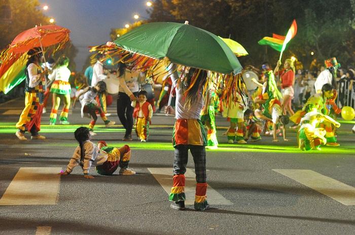 Carnaval 2019: días y lugares de los corsos en Mar del Plata