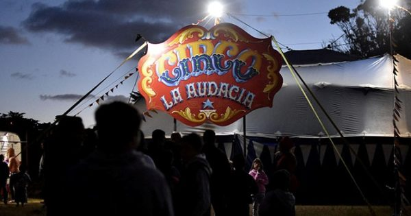 Circo La Audacia, por un espacio permanente durante todo el año