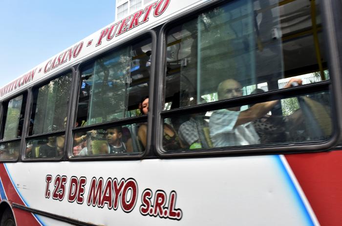 Transporte público de pasajeros: piden municipalizar el servicio