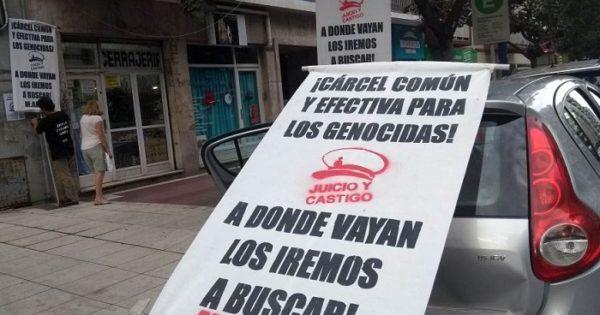 """Etchecolatz lleva 2 meses en Mar del Plata: """"Que vaya a la cárcel"""""""