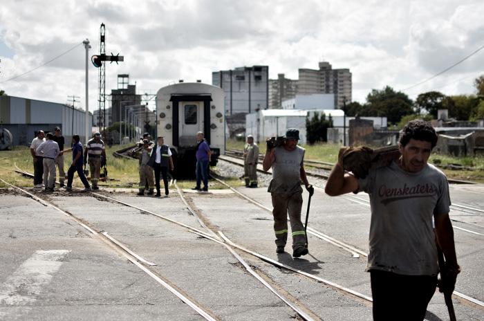 """Trenes: incertidumbre laboral y """"buen balance"""" de la temporada"""