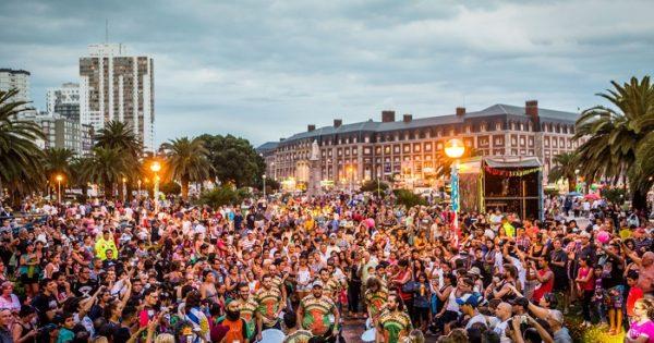"""Llega el segundo """"Festival de Carnaval"""" en la plaza Colón"""