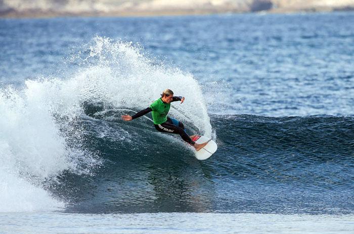 Gundesen llegó hasta la segunda ronda en Brasil