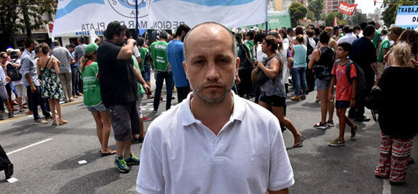 """Protesta en Anses: """"Se manejan como si esto fuera una empresa"""""""