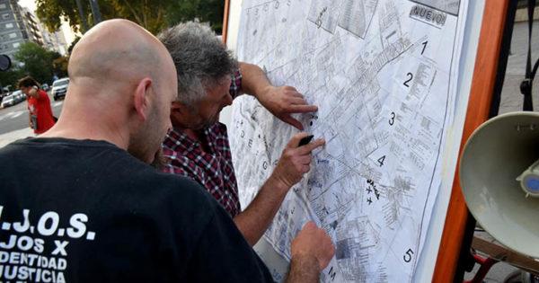 Crean el mapa de la impunidad: señalan dónde vive cada genocida