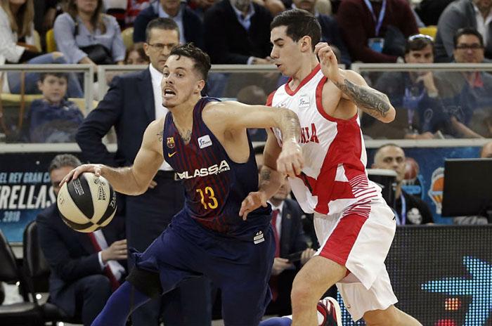 Garino y Vildoza van por la final de la Liga ACB