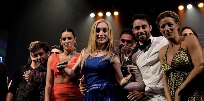 Premios Estrella de Mar 2018: Fátima Florez se quedó con el Oro
