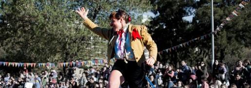 """Circo Hazmereir: """"La respuesta del público fue muy cálida"""""""