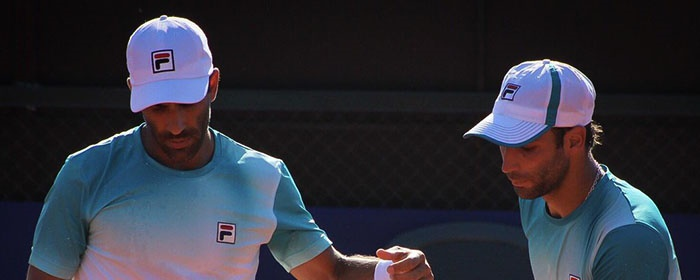 Zeballos y Molteni, a la final del Argentina Open