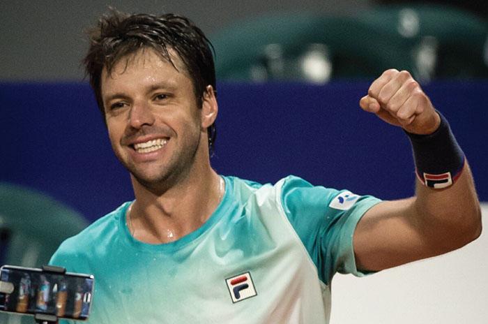 Argentina Open: Zeballos y Molteni avanzaron a semifinales en dobles