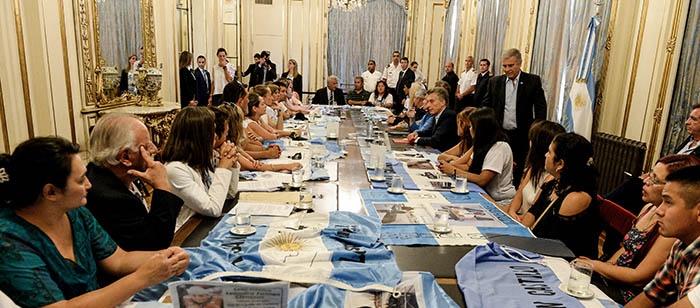 Submarino: Macri fijará millonaria recompensa para encontrarlo