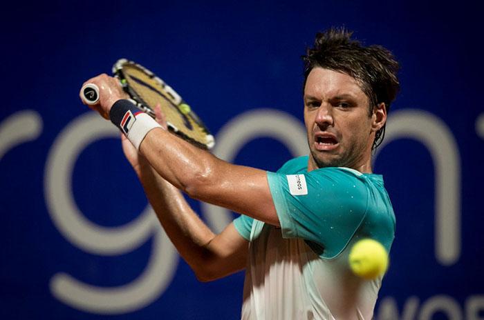 Horacio Zeballos, a segunda ronda del Argentina Open