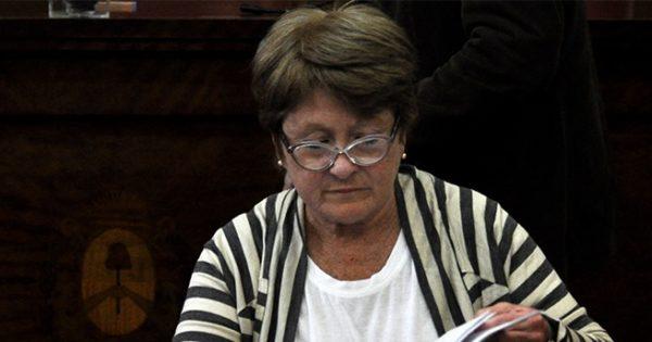 Otra baja: Crovetto ya no es más la secretaria de Educación