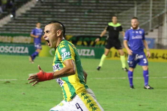 Aldosivi empató con Rafaela y se escaparon otros dos puntos