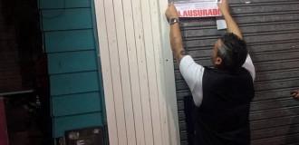 Secuestran bebidas alcohólicas en Batán y clausuran locales