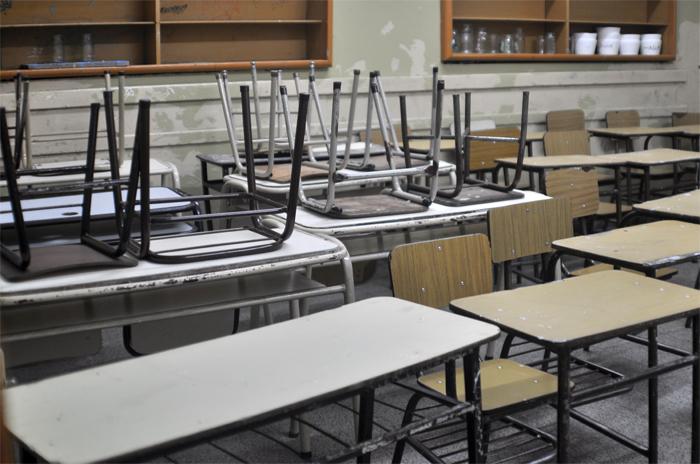 """Los docentes paran este martes y miércoles: """"No nos reciben"""""""