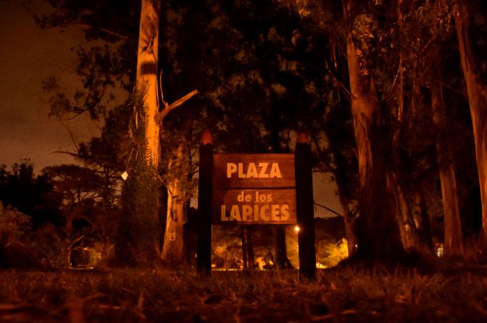 """Un veto de Arroyo contra la """"Plaza de los Lápices"""""""