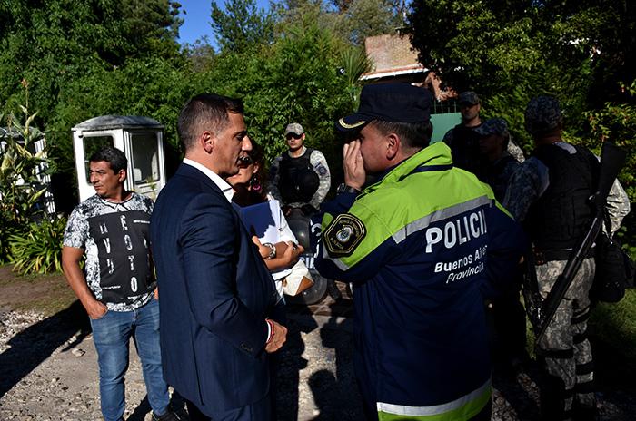 """""""Judicialmente es posible que Etchecolatz vuelva al Bosque"""""""