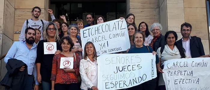 Etchecolatz: expectativa por una resolución de Casación